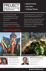 Project 1 by ArtPrize information cover