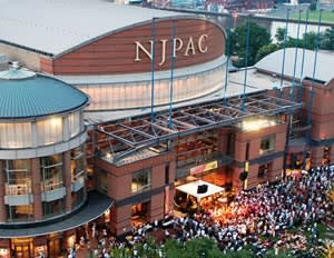 New Jersey Performing Arts Center.