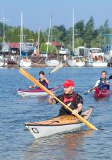 Evergreen Outfitters hosts weekly guided kayaking tours on Chautauqua's waterways