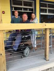 Landshark Bar & Grill Accessibility Review