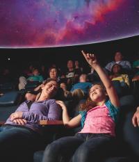 Planetarium at COSI