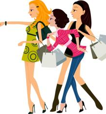 casting call- shoppers