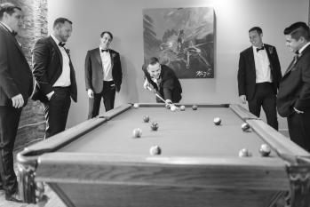 Groomsmen at a Wedding | ErikaBrownPhotography.com