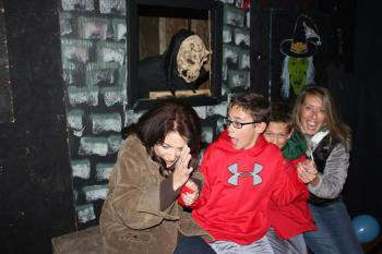 Yell out loud at Haunted Hargrave Hall on Oct. 21 and 28. (Credit: Danville Parks & Recreation)