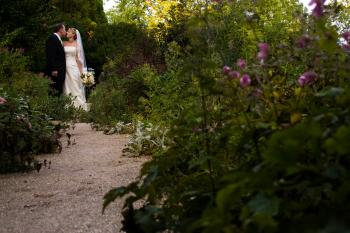 Oatlands Garden Wedding