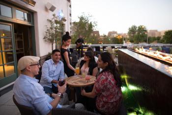 Ibiza Hotel Andaluz Rooftop Bar