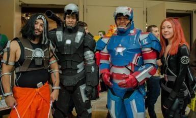 Grand Rapids Comic-Con Costumes 2