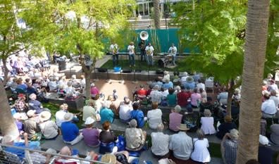 Out-to-lunch Concert Series Mesa Arts Center