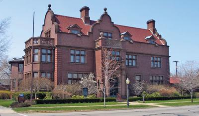 Barker Mansion Michigan City