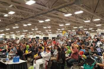 Fayetteville ComicCon