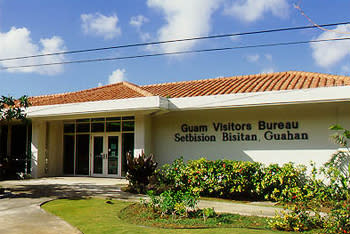 Guam Visitors Bureau building