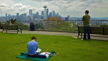 Best City Views in Seattle Kerry Park