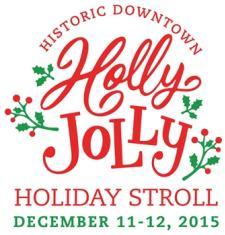 Holly Jolly logo