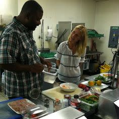 Chef Rhodes