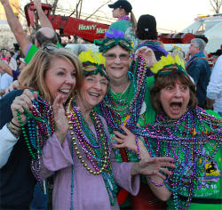 A photo of Mardi Gras Bash