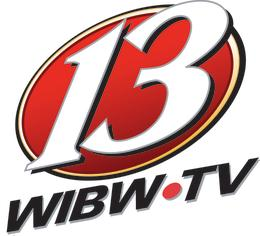 WIBW logo