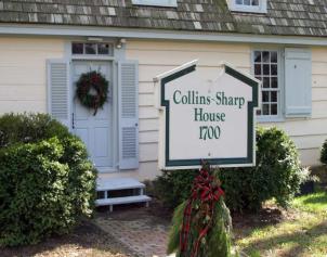 Odessa Collins Sharp House