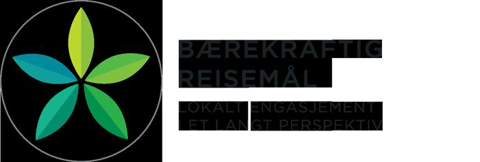 Merket for bærekraftig reisemål logo