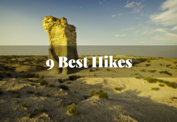 Nine Best Hikes in Kansas