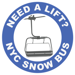 NYC Snow Bus - 2018