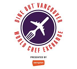 World Chef Exchange Logo (with Aeroplan)