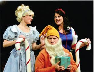 Derby Dinner Fairy tale Christmas