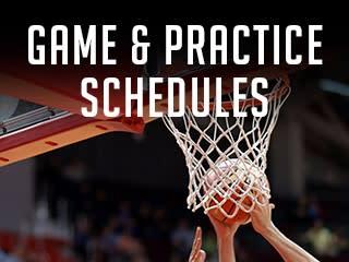 Game & Practice Schedules