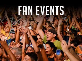 Fan Events Widget