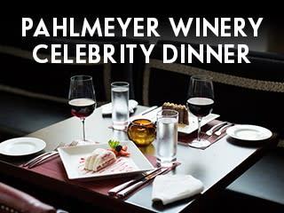Pahlmeyer Winery Celebrity Dinner