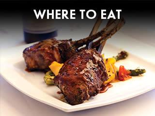 USBC Widget - Where to Eat