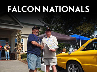 Falcon Nationals Car Show