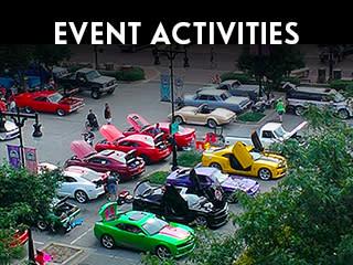 Automobilia Widget Event Activities