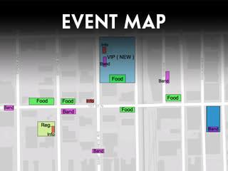 Automobilia Event Map