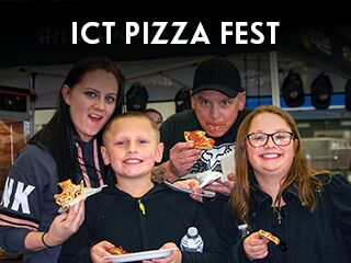 Widget - Annual Events - ICT Pizza Fest