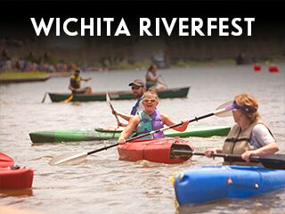 Widget - Annual Events - Wichita Riverfest