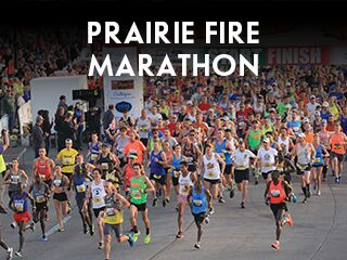 Prairie Fire marathon, marathons in wichita, running in wichita, people running in wichita, 5ks in wichita ks