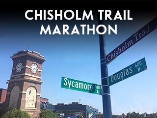 chisholm trail marathon, 5ks in wichita, races in wichita, runners in wichita, wichita running company, go run wichita, marathons