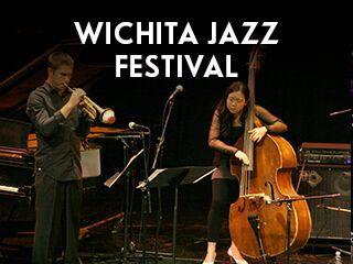 wichita jazz festival in wichita ks events button