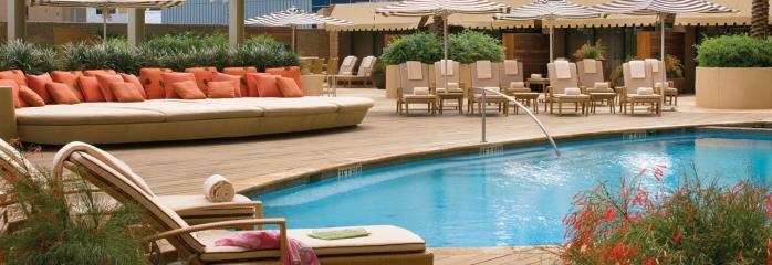 Four Seasons Hotel Poolside