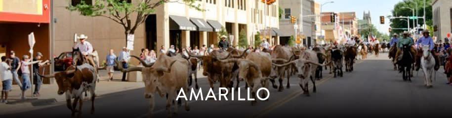 Weekend Getway Amarillo