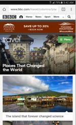 2017 Summer Marketing Campaign -  Online - BBC.com - Pocono Manor Resort & Spa