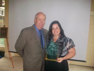Nikki Hurley, Gail V. Sterrett Marketing Award Winner