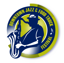 Downtown Jazz & Food Truck Festival logo