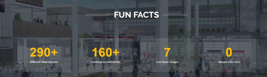 Big Beats Dallas Fun Facts
