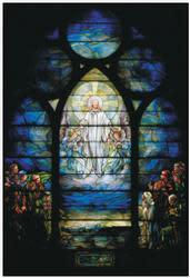 Tiffany Windows at First Presbyterian Church