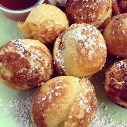 katalina's pancake balls
