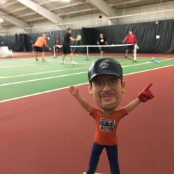 Champ at the 2016 Western Oregon Pickleball Classic in Eugene