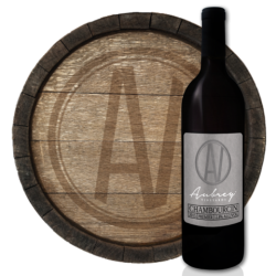 Aubrey Vineyards Chambourcin Wine Overland Park Holiday Shopping List