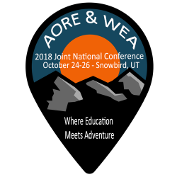 AORE & WEA 2018 Joint National Conference, October 24-26 at Snowbird