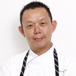 Executive Chef David Yeo at The Hotel Hershey